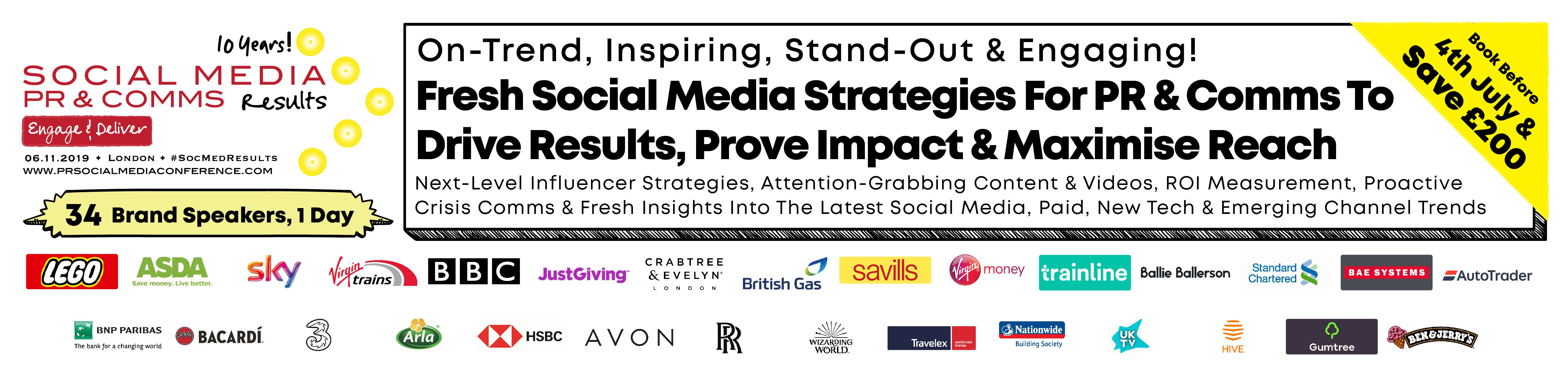 Engaging Digital Comms Conference